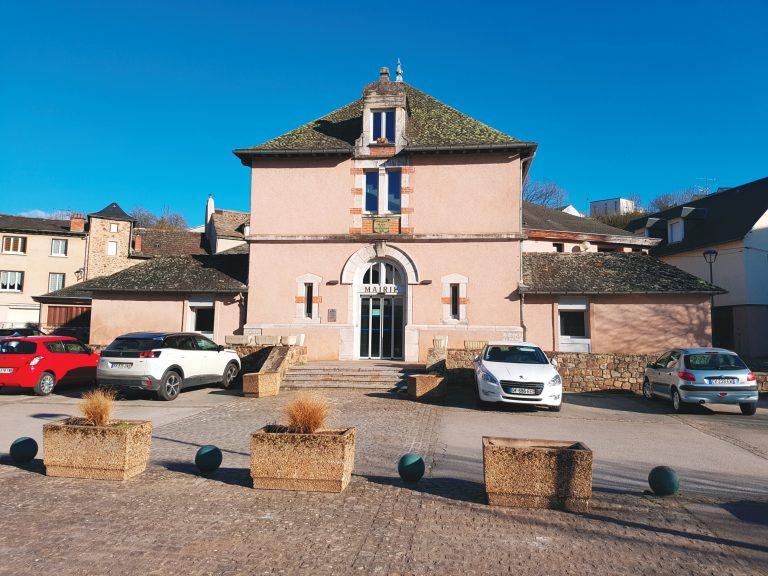 Mairie Le Monastère