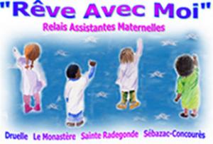 Visuel du Relais d'Assistantes Maternelles du Monastère